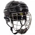 Bauer Re-Akt 200 Hockey Helmet Combo