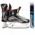 Bauer Vapor X900 Junior Ice Hockey Skates with TUUK Lightspeed Fusion Edge Runners