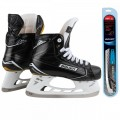 Bauer Supreme S180 Junior Ice Hockey Skates with TUUK Lightspeed Fusion Edge Runners