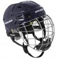 Bauer Re-Akt Hockey Helmet Combo